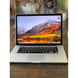 Macbook Pro Retina 15 2.6 Gz 8gb 500g 2012