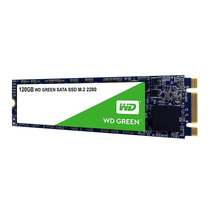 Disco Solido Pc Ssd 120gb Western Digital Green M2 Nuevo Wd