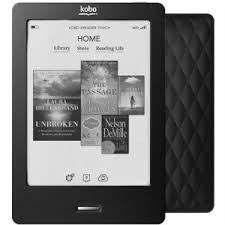 Ebook Reader Kobo Touch N905 Epub Pdf Cbz Mobi Wifi Kindle