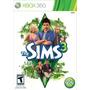 The Sims 3 Xbox Ntsc Nuevo Sellado Original