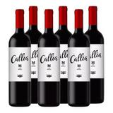 Vino Callia Malbec 750 Ml Caja X 6 - Perez Tienda -