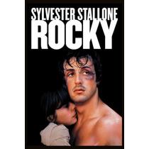 Carteles Antiguos Poster 60x40cm Rocky Balboa Fi-004