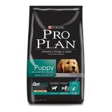 Alimento Pro Plan Puppy Complete Perro Cachorro Raza Mediana Pollo/arroz 1kg