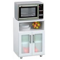 Mueble auxiliar para microondas cocina todo para cocina for Mueble auxiliar microondas
