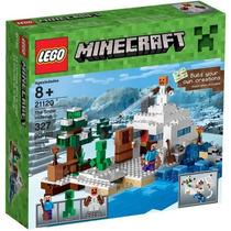 Lego Minecraft He Snow Hideout Cod 21120