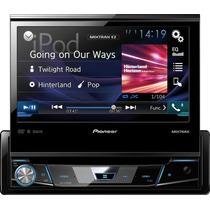 Stereo Pioneer Avh X 7800 Bt Pantalla 7 Dvd Usb Bluetooth