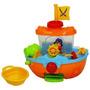 Juego Para El Baño Barquito Pirata. Ok Baby - Tuni Tf147305
