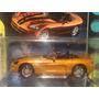 Greenlight Dodge Viper Srt10 Motor World Cerrado En Blister