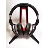 Soporte Base Stand Auriculares Gamer En 2 Colores + Alto De Lo Estandar Con Goma Antideslizante - Excelente Calidad 3d!