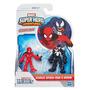 Playskool Heroes Marvel Scarlet Spiderman & Venom Hasbro