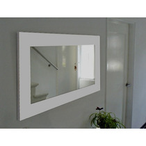Espejo Marco Madera Tamaño 1,60 X 0,60 M (10cm Marco)