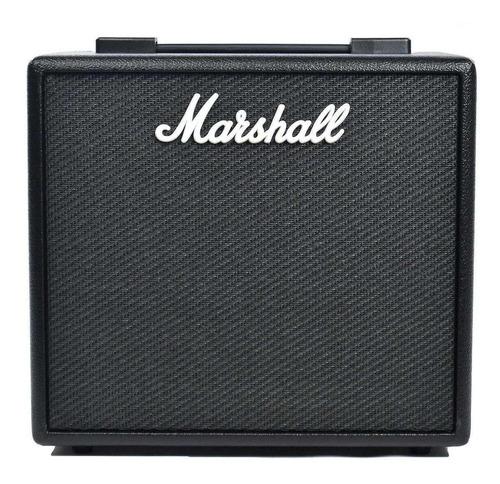 Amplificador Marshall Code 25 25w Transistor Negro