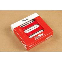 Micrófonos Fender Tex Mex Stratocaster Set X 3