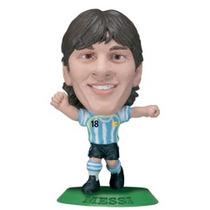 Messi Cabezón Microstar Corinthians Selección Argentina