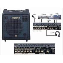 Roland Kc550 Amplificador De Teclado