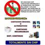 Chip Virtual Espon Tx125 Nunca Mas Chips + Instalacion