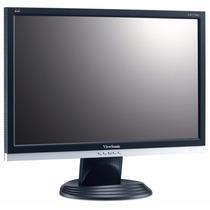 Monitor Lcd Viewsonic 17 Outlet Garantía Escrita