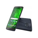 Motorola Moto G6 Plus 4gb 64gb 5.9 Color Azul Indigo Oscuro