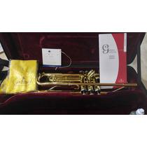 Trompeta Besson Be1010 Bb Sib Nueva Impecable Imperdible!!!