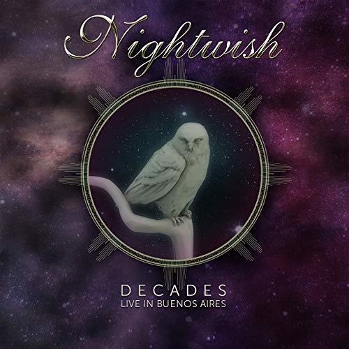 Blu-ray : Nightwish - Decades: Live In Buenos Aires (3...