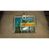 Antigua Billetera / Monedero New York