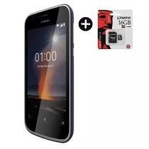 Celular Nokia 1 Libre Android Oreo 8gb 5mp + Memoria 16gb