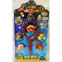 Muñecos Angry Birds Star Wars X 6 Con Gomera Ideal Dia Niño