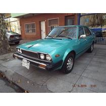 Honda Accord 1981 Cuatro Puertas