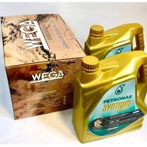 Service De Filtro Wega Y Aceite Petronas Hilux