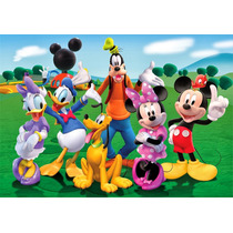 Kit Imprimible Mickey Mouse