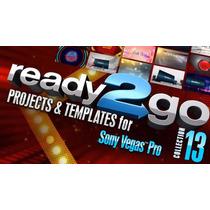 Proyectos Editables Para Sony Vegas Coleccion 13