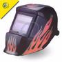 Mascara Careta Fotosensible Para Soldar - Proteccion Uv
