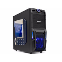 Gabinete Sentey Stealth Ii Gs-6008 Gaming Usb 3.0 Mid Tower