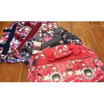 Bolso Nenas Casual Couture Line 47 Street Originales.