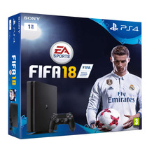 Consola Ps4 Slim Sony 1tb Y Fifa 18
