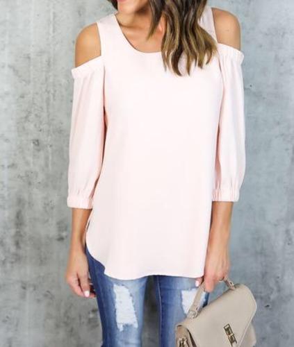 Blusas para mujer Limonni LI169 Casuales