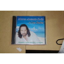 Marco Antonio Solis Grandes Exitos Cd Nuevo Sellado