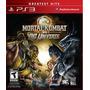 Mortal Kombat Vs Dc Universe Ps3 Nuevo Fisico Sellado Origin