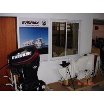 Motor Evinrude E-tec 115 Hp Ecol 3 Años De Garantia Oficial!