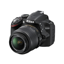 Nueva Nikon D3200 18-55 Kit+sd8gb + Bolso + Tripode La Plata