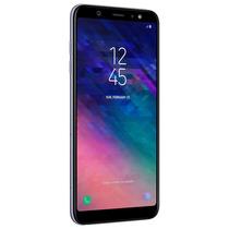 Celular Libre Samsung A6 Plus 6  Violeta
