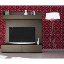 Modular Lcd Rack Mesa Tv Organizador Vajillero Panel P/ Lcd