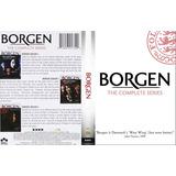 Borgen Serie Completa  (danesa) 12 Dvd Ed 2016 Europea