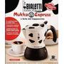 Cafetera Bialetti Mukka Express Italiana. Cappuccino Maker