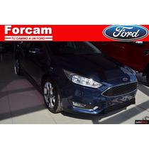 Ford Focus Nuevo 1.6 N Titanium Mt 0km 2016 Forcam Gr