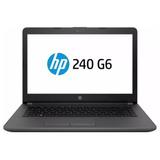 Notebook Hp 240 G6 Intel I3 1tb 4gb Ddr4 1nw25la Xellers
