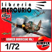 Airfix 1/72 Hawker Hurricane Mki Maqueta Para Armar