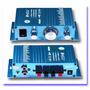 Potencia Amplificador Moto Auto Hogar Mp3 2 Canales 12v