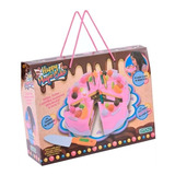 Juguetes Nenas Happy Magic Cake Torta Sonido Ditoys Luces