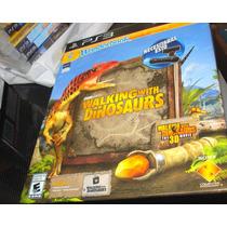 Juego Ps3 Move Caminando Con Dinosaurios Libro Interactivo